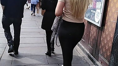 Black Leggings (Lethal ass)