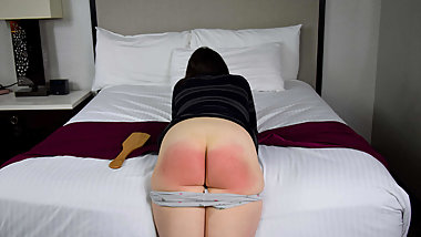 Under My Roof - (Spanking)