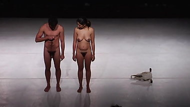 nude performance