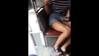 Creep in the Jeep - Pinay Teen 01