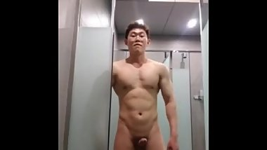 CHINESE STRAIGHT MUSCLE MAN SERIES 24 (Trainer Xia)