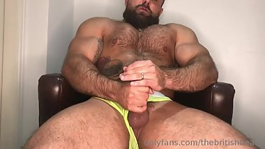 British bear wank
