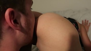 Eating My Girlfriends Tight Wet Pussy And Ass