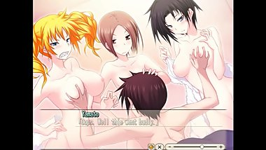 Maji de Watashi ni Koishinasai! A-1 / Azumi Part 4A (Full Game/Uncut/ENG)