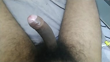Intense edging and precum