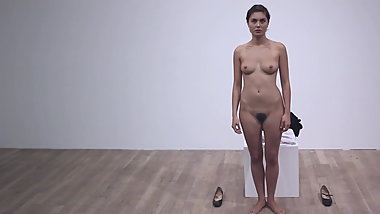 florenza dalla valle nude performance