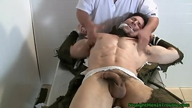 Leo Tickled - Male Tickling