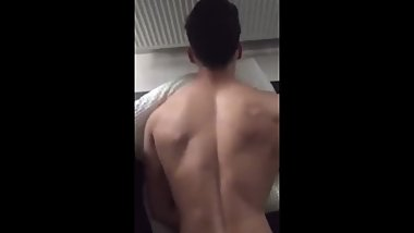 Curious Str8 Muscle Guy Bottoms