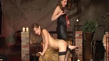bastinado slave girls