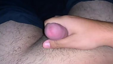 Young 17 Mexican jerks off till he cums San Antonio THS