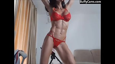 abs of steel on cam