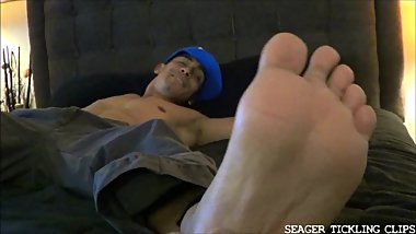 Tough Guy Juan Tied and Tickled- Preview