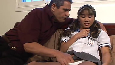 Old Man Herschal Savage Fuck Yong School Girl - s1