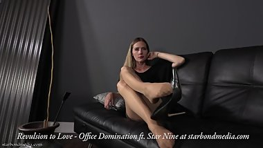 Revulsion to Love - Mind Fuck Office Domination Star Nine TRAILER