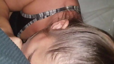 Short clip of cheating wife back for more