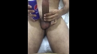 Straight Saudi Guy Cumming