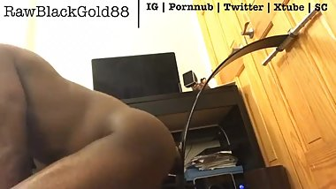 Taking a 7 in dildo up the ass preview