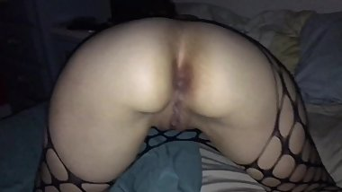 Mrs Rae wishes she had huge Black cocks to fill her holes
