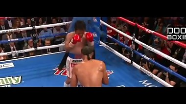Manny Pacquiao vs Keith Thurman Highlights HD