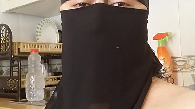 Niqab Wil come