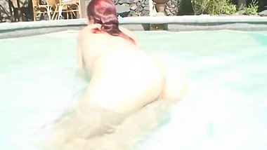 Ariel wetlook pool