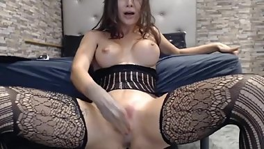 cam squirt and shower