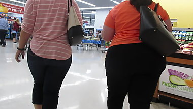 BBW and PAWG Combo