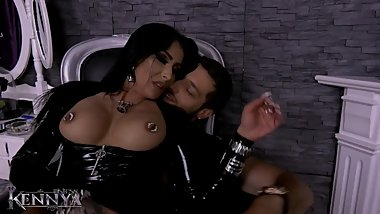 Mistress Kennya: Dom couple foreplay preview