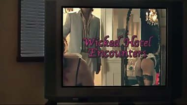 Wicked Hotel Encounters -Suzette St Sweet