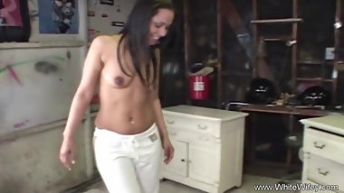 An Arousing Deep Anal Sex