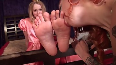 Princess Foot Worship