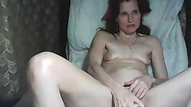 webcam russian mom