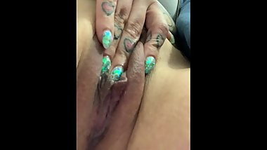 Arabelle Masturbates In The Airplane Bathroom