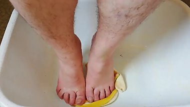 Fun with banana 3