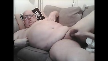 Smooth English Chub Jerked Off