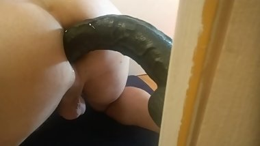 Anal Training 9