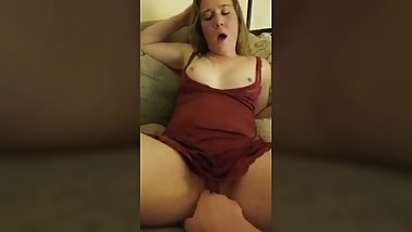 Periscope  Guy Fingering His Wife / Girlfriend on Livestream [NO ORGASM]