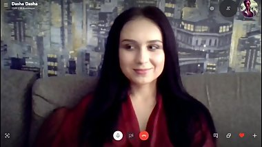 134 Russian Skype girls (Check You/divorce in skype/Развод в Skype)