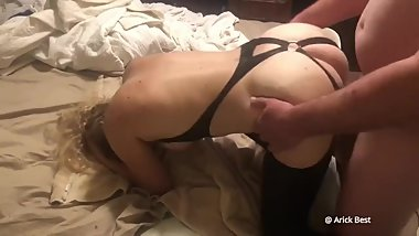 Wife secretly films her sister getting fucked by her husband on hidden cam!