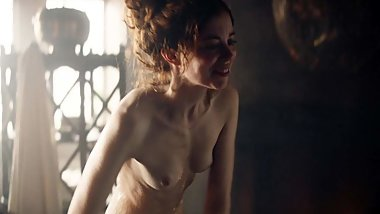 Charlotte Hope Topless Scene on ScandalPlanet.Com