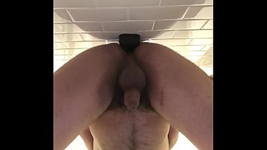 Thick Cub Rides Black Cock with Wet Pussy