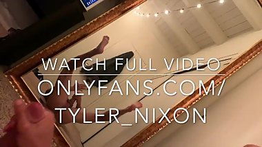 Tyler Nixon Solo Only found on Onlyfans.com/Tyler_Nixon
