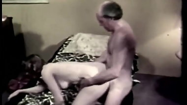 Vintage 50's Anal Sex