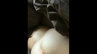 She's moaning while i fuck her... Cant get enough!