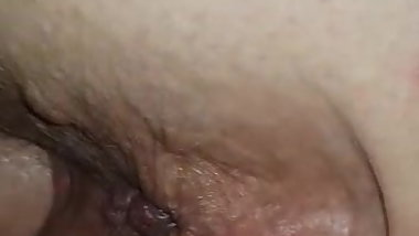 Slut takes creampie pt2