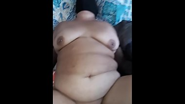Sexy Puerto Rican bbw playing with toys  part 2
