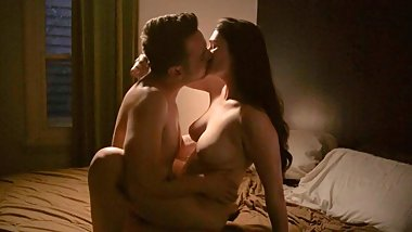 Riley Raymer Nude Sex Scene On ScandalPlanet.Com