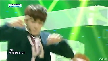 Boy In Luv makes love on stage (MUST WATCH!!)
