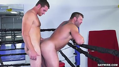 Hot Gym Bros Fuck - Connor Maguire Colby Jansen
