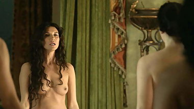 Amara Zaragoza Nude in 'Strange Angel' On ScandalPlanet.Com